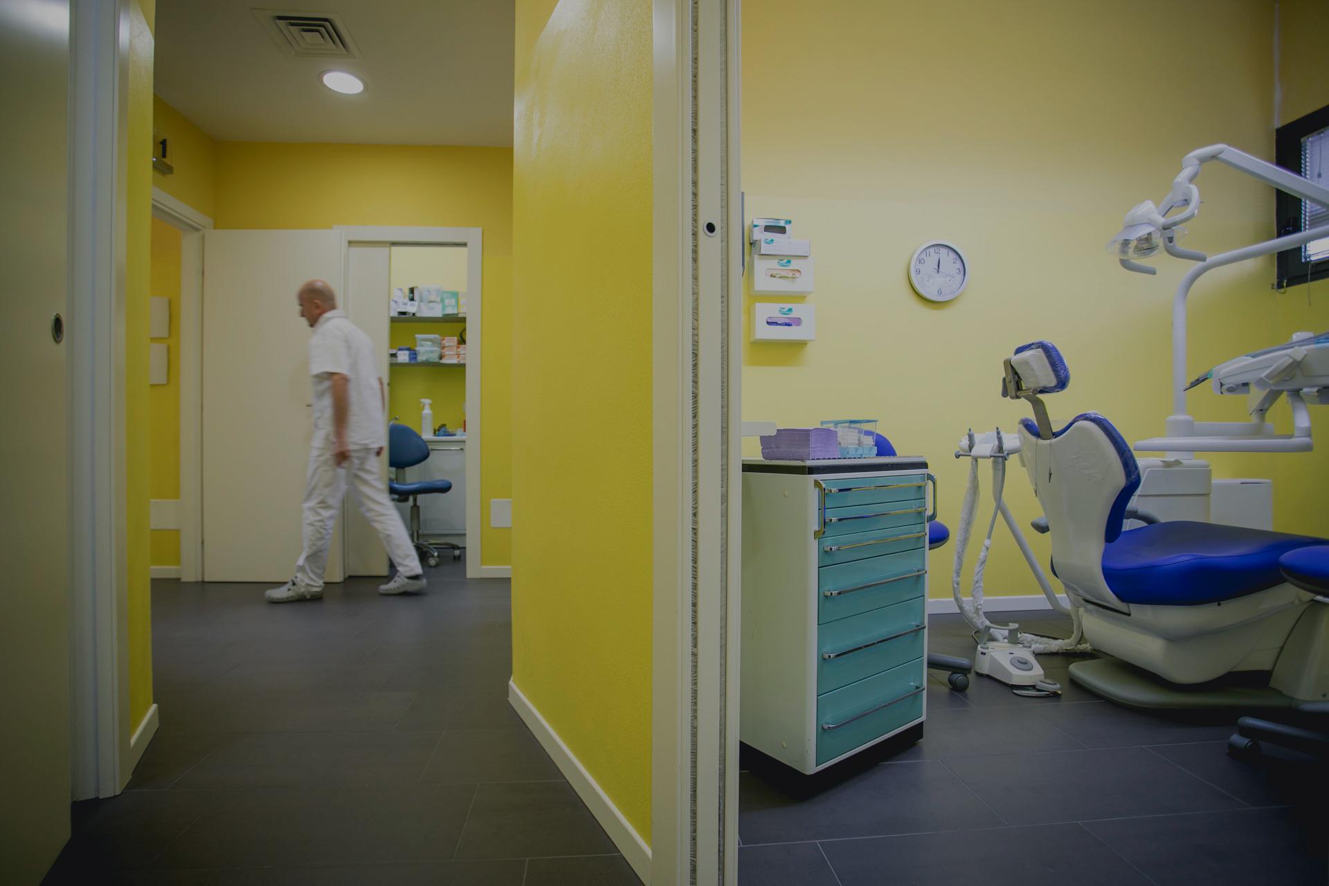 Servizi odontoiatrici offerti da Centro Odontoiatrico OS, Forlì
