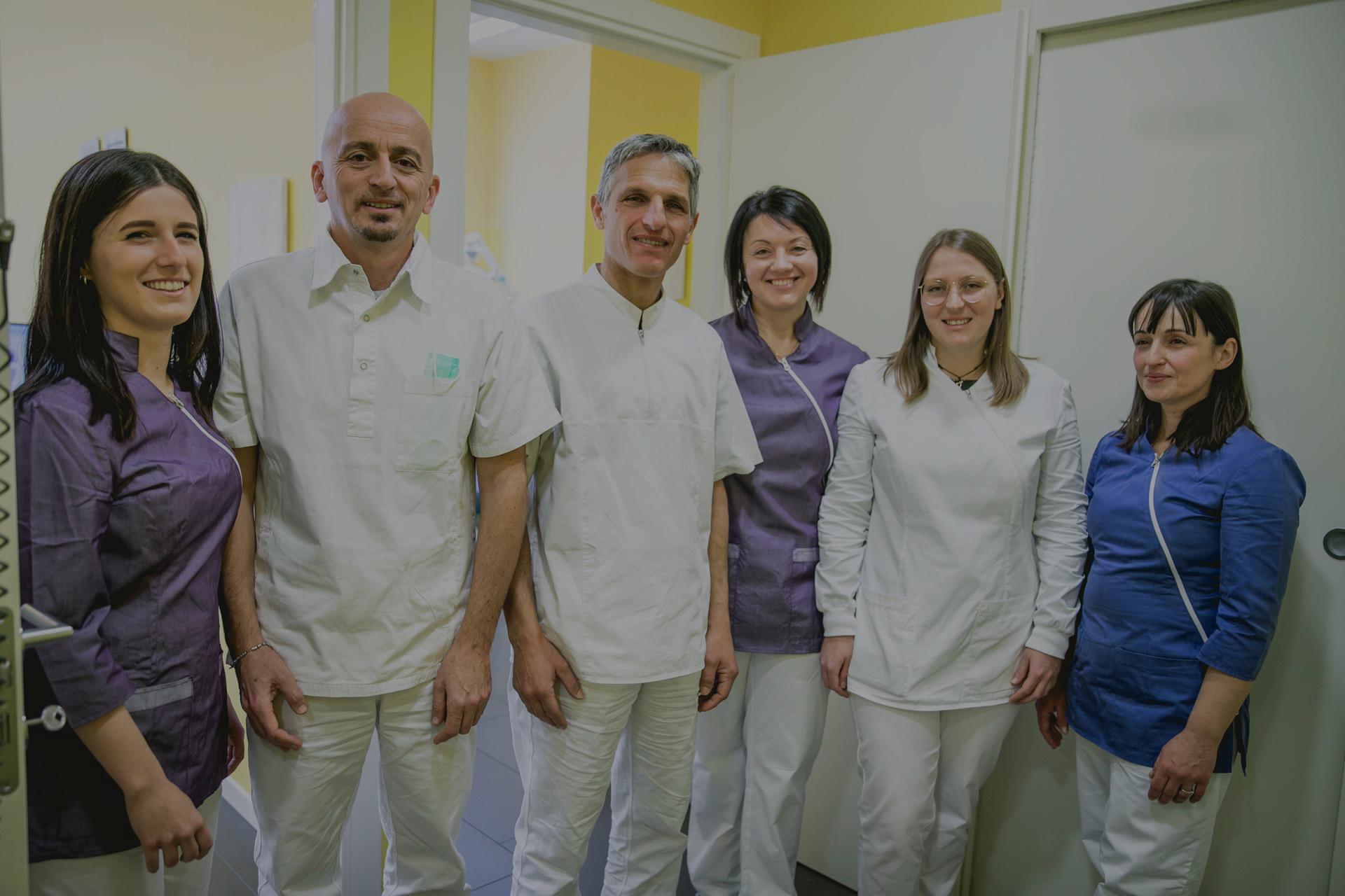 Centro Odontoiatrico OS Forlì professionisti salute dentale